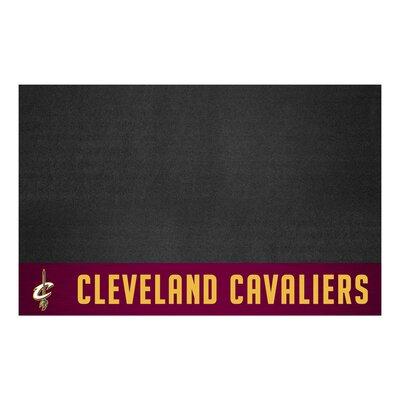 NBA Grill Utility Mat NBA Team: Cleveland Cavaliers