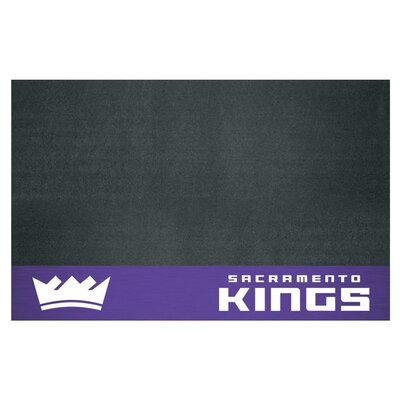 NBA Grill Utility Mat NBA Team: Sacramento Kings