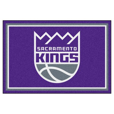 NBA - Sacramento Kings 5x8 Doormat