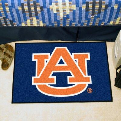NCAA Auburn University Starter Mat