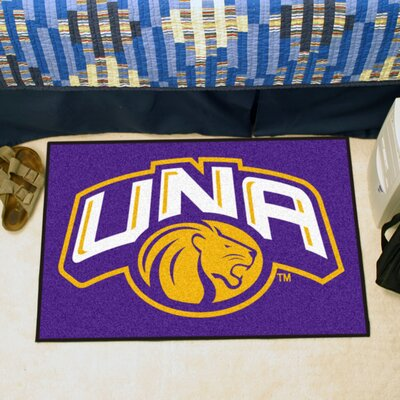 NCAA University of North Alabama Starter Mat