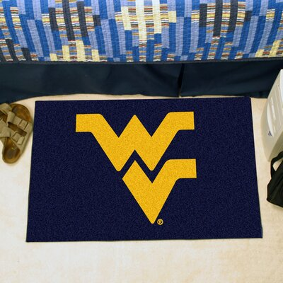 NCAA West Virginia University Starter Mat