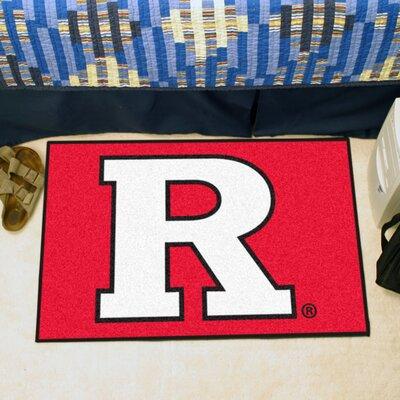 NCAA Rutgers University Starter Mat
