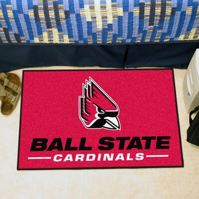 NCAA Ball State University Starter Mat