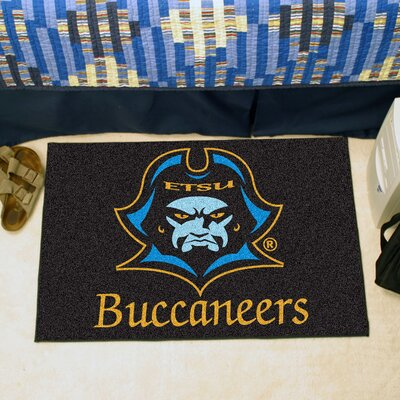 NCAA East Tennessee State University Starter Mat