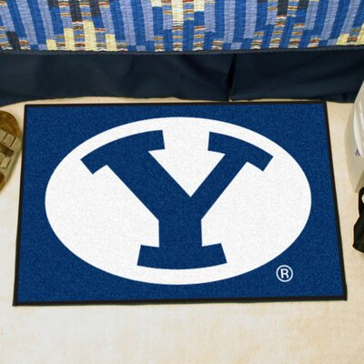 NCAA Brigham Young University Starter Mat