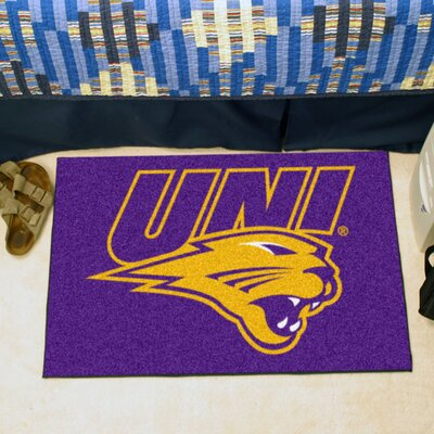 NCAA University of Northern Iowa Starter Mat