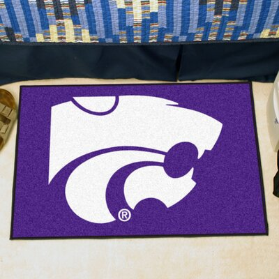 NCAA Kansas State University Starter Mat