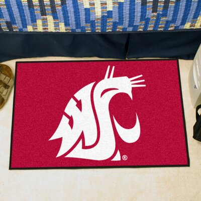NCAA Washington State University Starter Mat