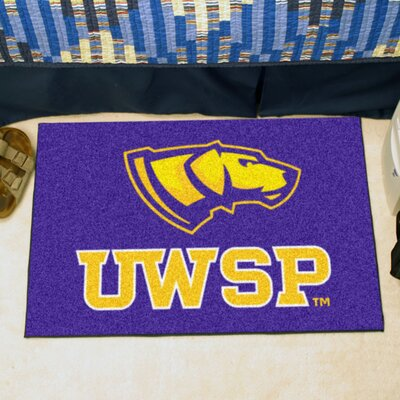 NCAA University Of Wisconsin-Stevens Point Starter Mat