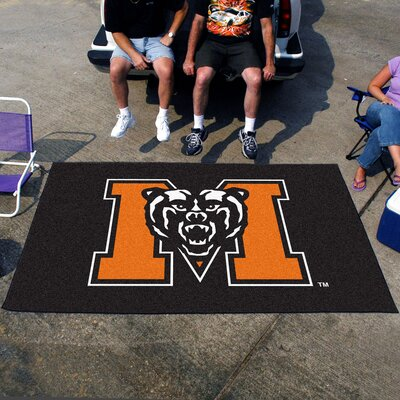 Collegiate NCAA Mercer University Doormat