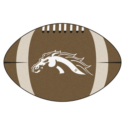 NCAA Western Michigan University Football Mat