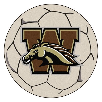 NCAA Western Michigan University Soccer Ball
