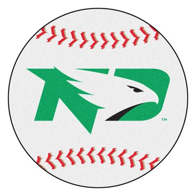 NCAA University of North Dakota Baseball Mat