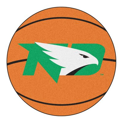 NCAA University of North Dakota Basketball Mat