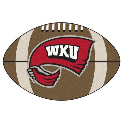 NCAA Western Kentucky University Football Doormat