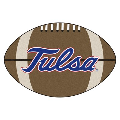 NCAA University of Tulsa Football Doormat