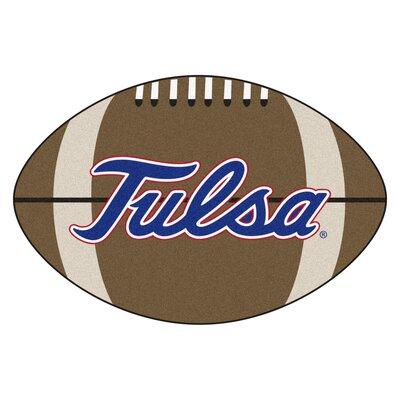 NCAA University of Tulsa Football Doormat