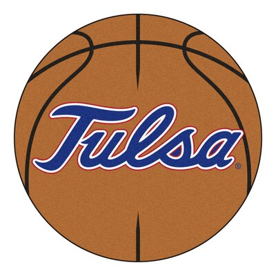 NCAA University of Tulsa Basketball Mat