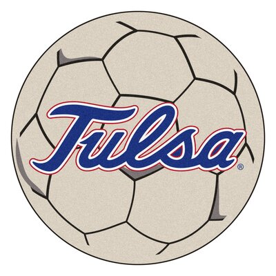 NCAA University of Tulsa Soccer Ball