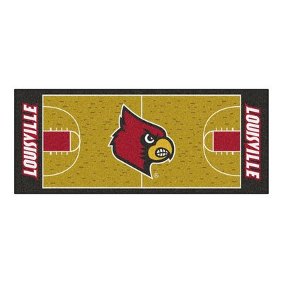 NCAA University of Louisville NCAA Basketball Runner