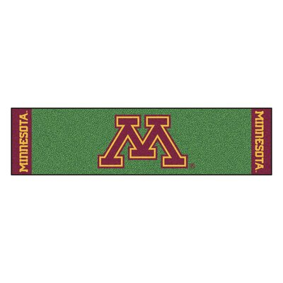 NCAA University of Minnesota Putting Green Doormat