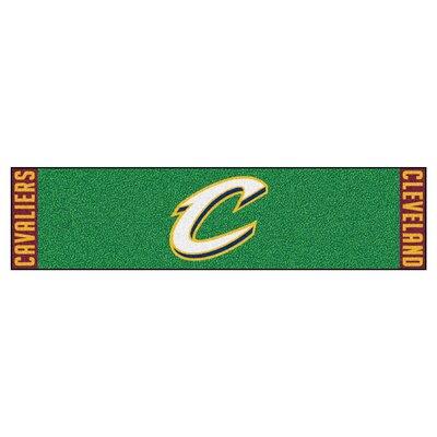NBA - Cleveland Cavaliers Putting Green Doormat