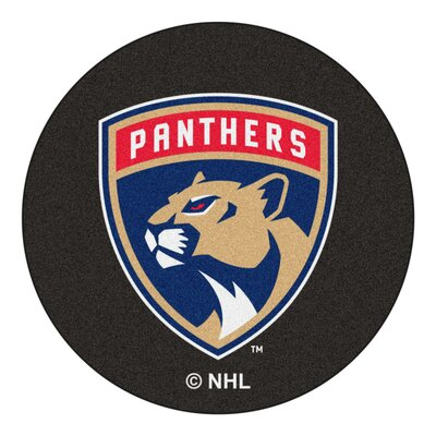 NHL - Florida Panthers Puck Doormat