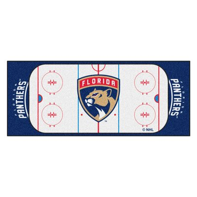 NHL - Florida Panthers Rink Runner Doormat