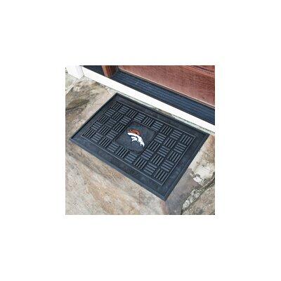 NFL - Denver Broncos Medallion Doormat