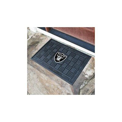 NFL - Oakland Raiders Medallion Doormat
