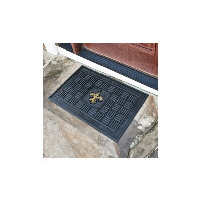 NFL - New Orleans Saints Medallion Doormat