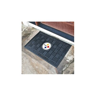 NFL - Pittsburgh Steelers Medallion Doormat