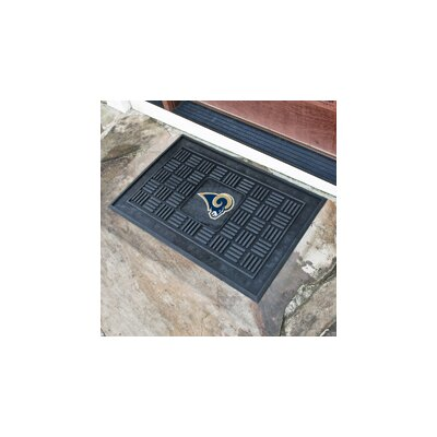 NFL - Los Angeles Rams Medallion Doormat