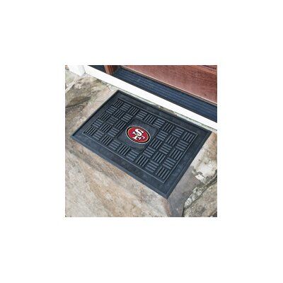 NFL - San Francisco 49ers Medallion Doormat