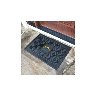 NFL - San Diego Chargers Medallion Doormat