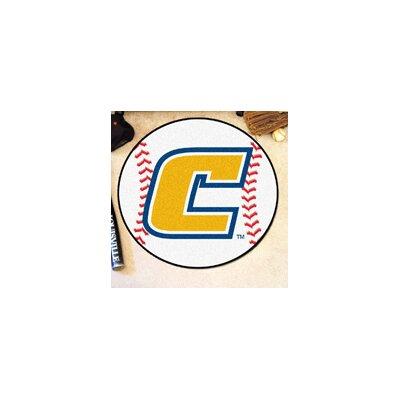 NCAA University Tennessee Chattanooga Baseball Mat