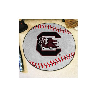 NCAA University of South Carolina Baseball Mat