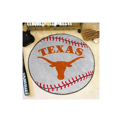 NCAA University of Texas Baseball Mat