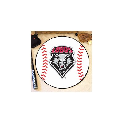 NCAA University of New Mexico Baseball Mat