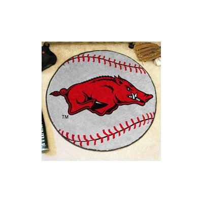 NCAA University of Arkansas Baseball Mat