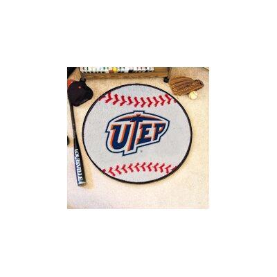 NCAA UTEP Baseball Mat