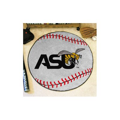 NCAA Alabama State University Baseball Mat