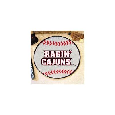 NCAA Louisiana-Lafayette Baseball Mat