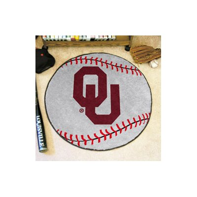 NCAA University of Oklahoma Baseball Mat