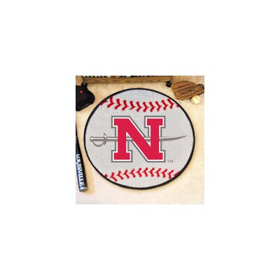 NCAA Nicholls State University Baseball Mat