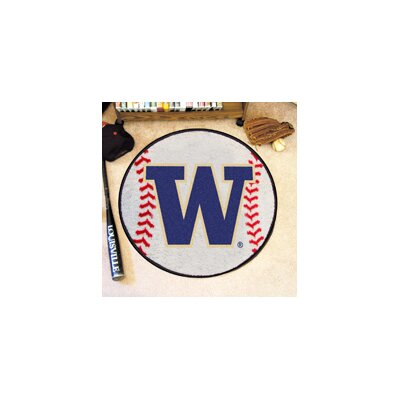 NCAA University of Washington Baseball Mat