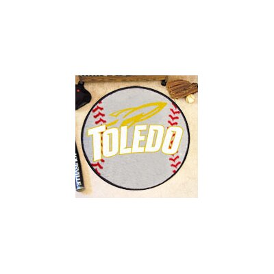 NCAA University of Toledo Baseball Mat