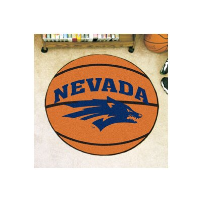 NCAA University of Nevada Basketball Mat