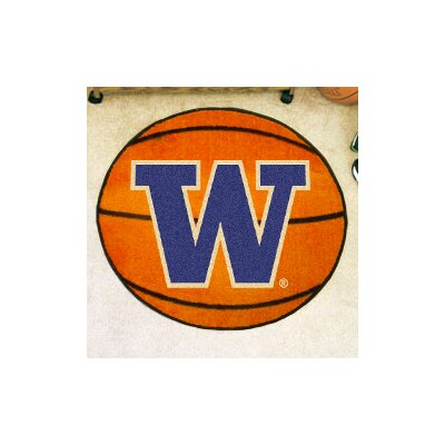 NCAA University of Washington Basketball Mat